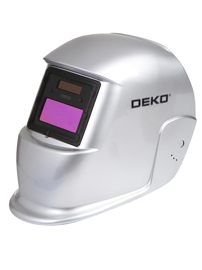 Маска сварщика Deko Хамелеон DKM Silver 051-4680