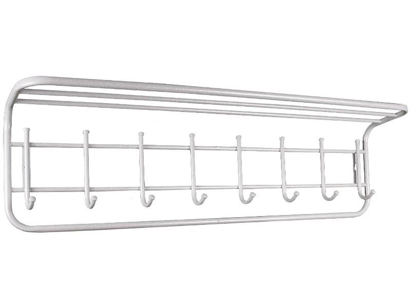 Вешалка ЗМИ 100cm White Silver ВСП169БС