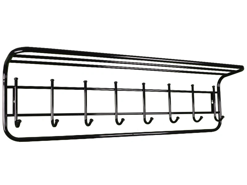 Вешалка ЗМИ 100cm Black ВСП169Ч