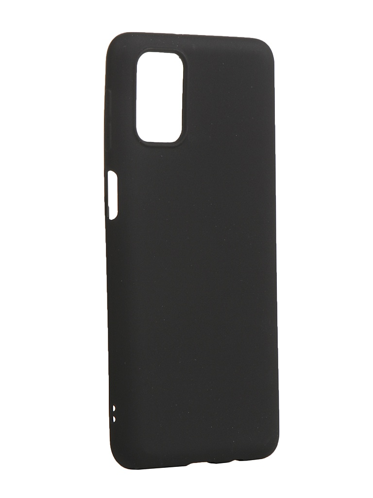 Чехол Zibelino для Samsung Galaxy M31s M317 Soft Matte Black ZSM-SAM-M31S-BLK