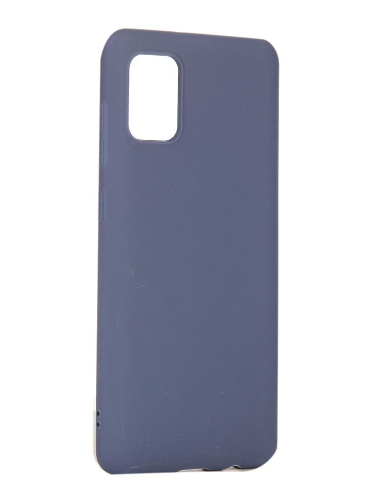 Чехол Red Line для Samsung Galaxy A31 Ultimate Blue УТ000022383