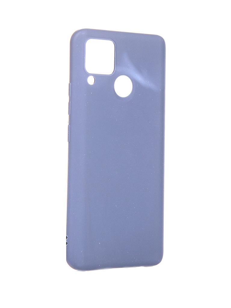 Чехол Red Line для Realme C15 Ultimate Blue УТ000022058