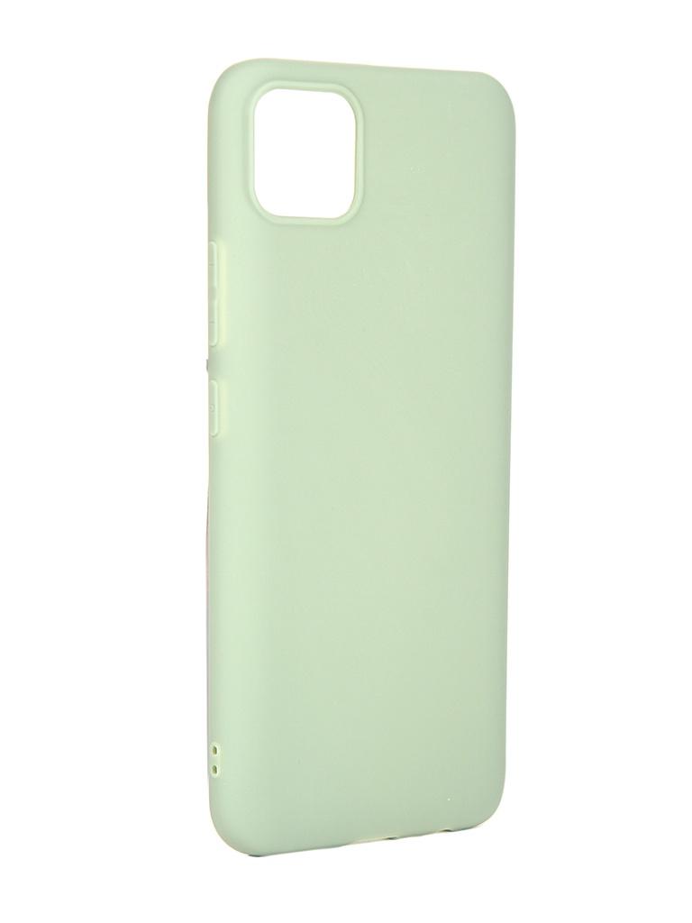 Чехол Red Line для Realme C11 Ultimate Green УТ000022056