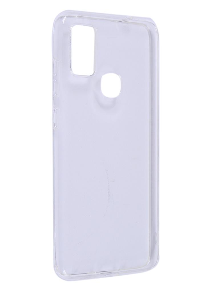 Чехол iBox для Samsung Galaxy M51 Crystal Silicone Transparent УТ000022645