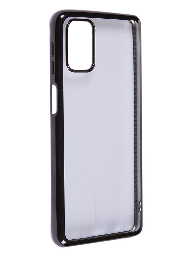 Чехол iBox для Samsung Galaxy M31s Blaze Silicone Black Frame УТ000022661