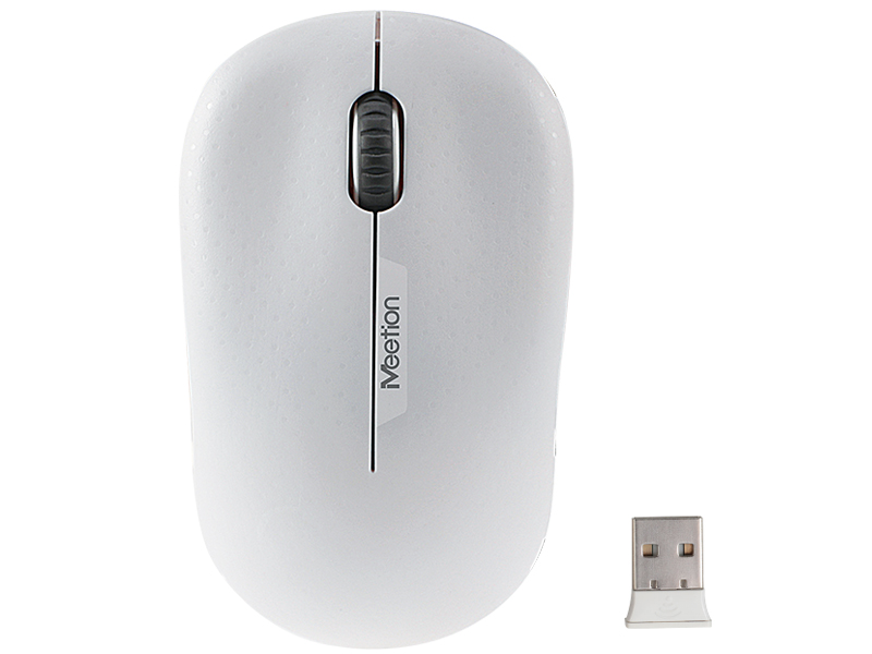 Мышь MeeTion MT-R545 White