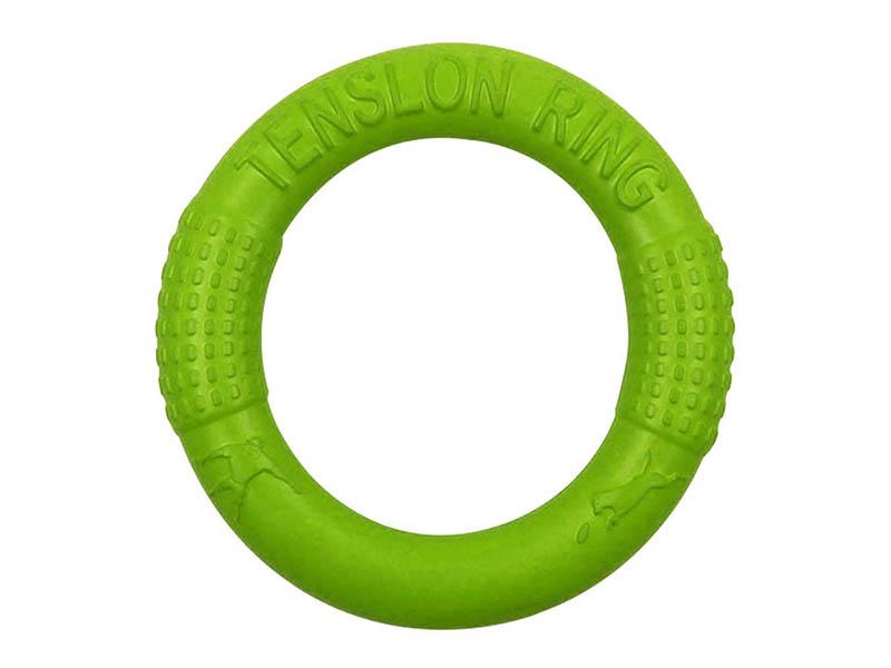 Кольцо резиновое ZDK Petsy 18cm petqq02green