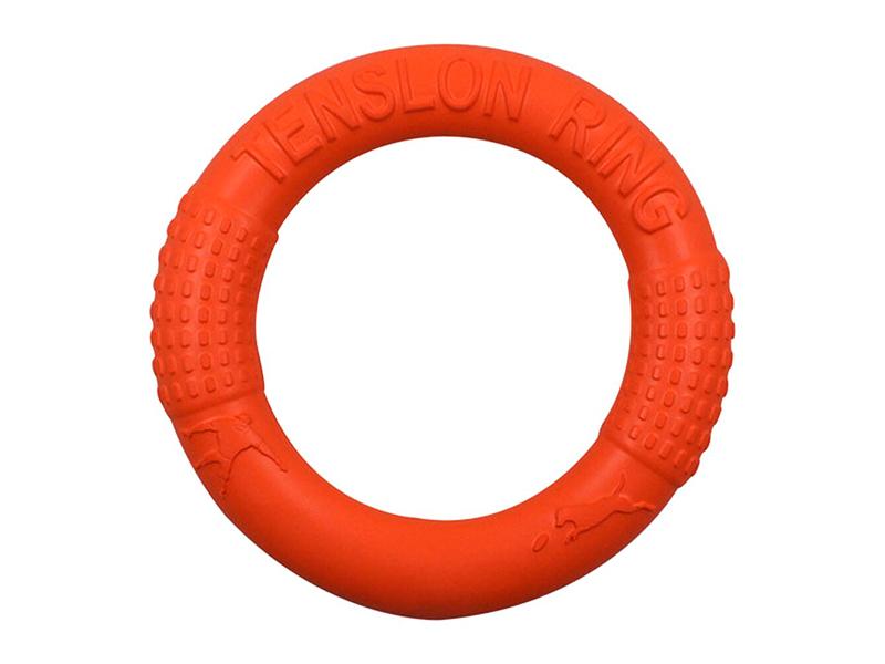 Кольцо резиновое ZDK Petsy 28cm petqq03orange