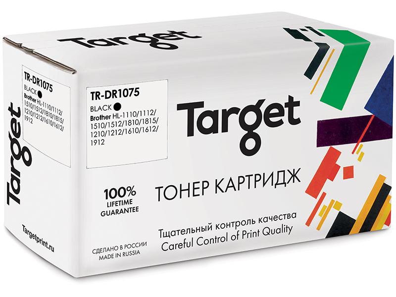 Фотобарабан Target DR1075 для Brother HL-1110/1112/1510/1512/1810/1815/1210/1212/1610/1612/1912