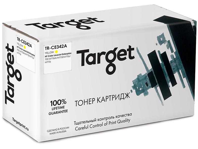 Картридж Target TR-CE342A Yellow для HP LJ Enterprise 700 M775dn/M775f/M775z/M775z