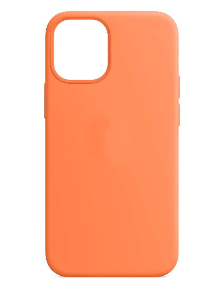 Чехол для APPLE iPhone 12 Mini Silicone Case with MagSafe Kumquat MHKN3ZE/A