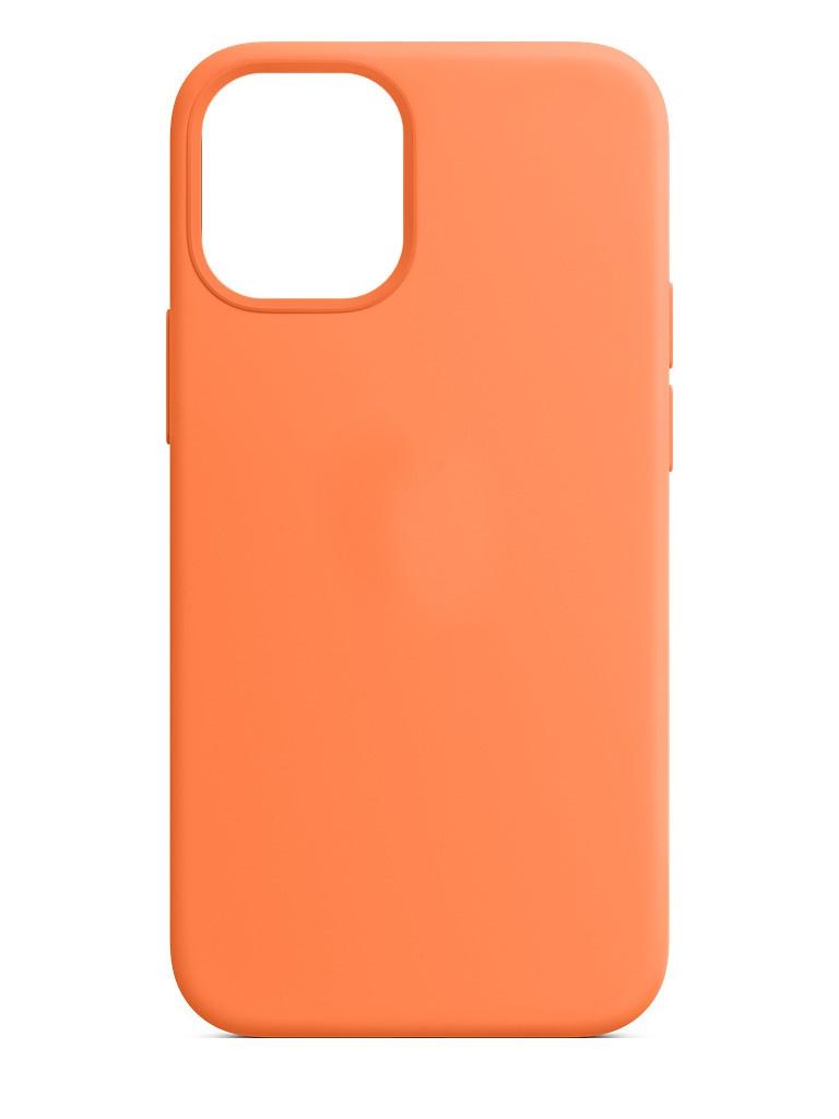 Чехол для APPLE iPhone 12 Mini Silicone Case with MagSafe Kumquat MHKN3ZE/A