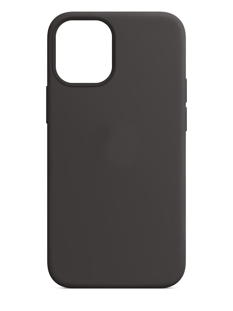 Чехол для APPLE iPhone 12 Mini Silicone Case with MagSafe Black MHKX3ZE/A