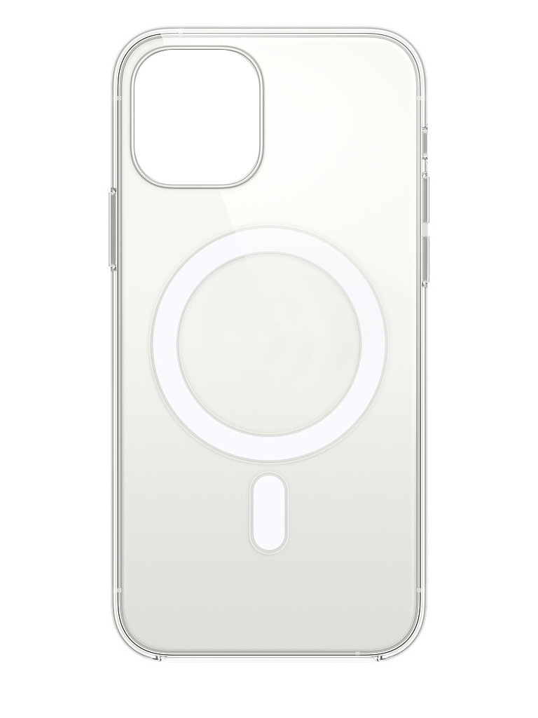 Чехол для APPLE iPhone 12 mini Clear Case with MagSafe MHLL3ZE/A