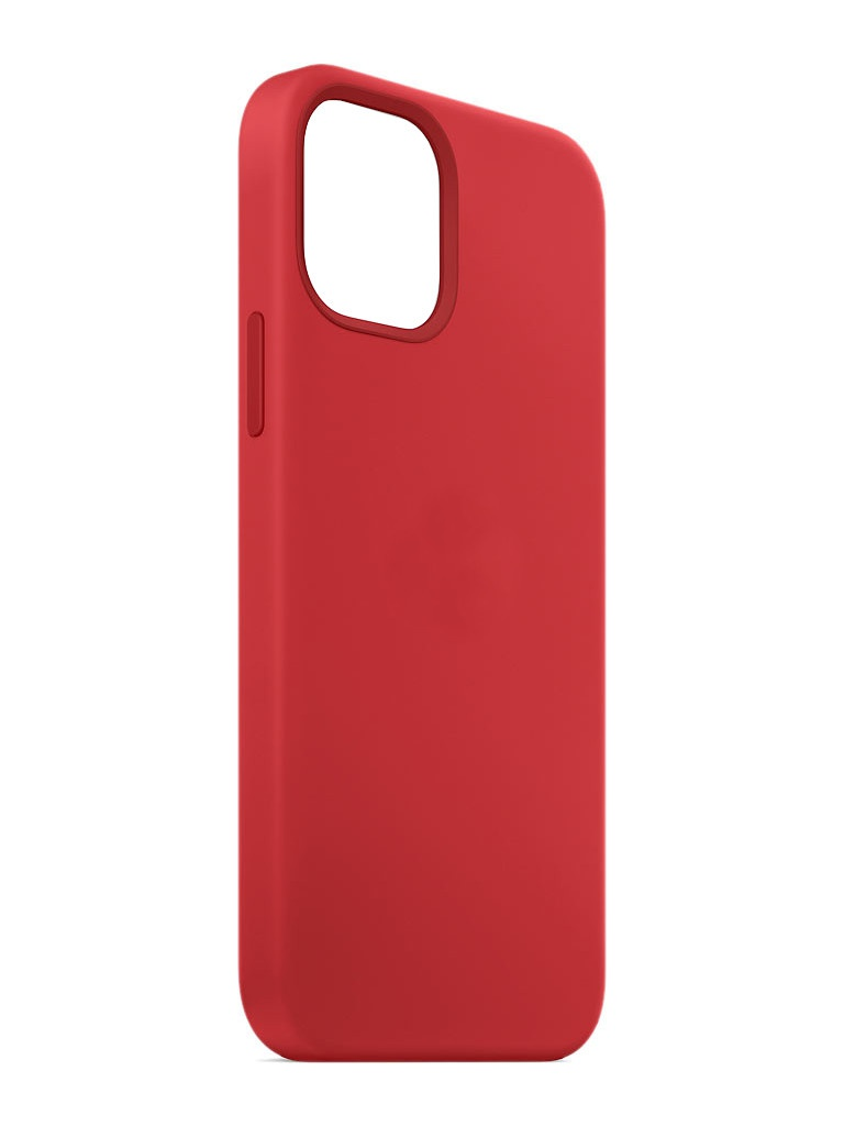 Чехол для APPLE iPhone 12 / Pro Silicone Case with MagSafe Product Red MHL63ZE/A