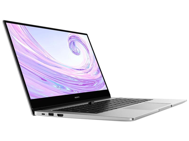 Ноутбук Huawei MateBook D 14 NblL-WDQ9 53011FQD (AMD Ryzen 5 4500U 2.3GHz/8192Mb/512Gb SSD/AMD Radeon Graphics/Wi-Fi/14/1920x1080/Windows 10 64-bit) ноутбук huawei matebook 14 nbl wap9r amd ryzen 7 3700u 2 3ghz 8192mb 512gb amd radeon rx vega 10 wi fi 14 1920x1080 windows 10 64 bit
