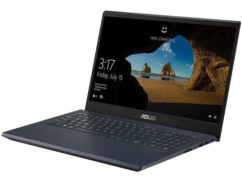 Ноутбук ASUS VivoBook X571GT-BQ676T 90NB0NL1-M10660 (Intel Core i5-8300H 2.3GHz/8192Mb/256Gb SSD/nVidia GeForce GTX 1650 4096Mb/Wi-Fi/15.6/1920x1080/Windows 10 64-bit)