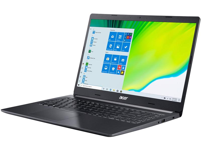 Ноутбук Acer Aspire 5 A515-44-R7F8 NX.HW3ER.00L (AMD Ryzen 4500U 2.3GHz/12288Mb/512Gb SSD/No ODD/AMD Radeon Graphics/Wi-Fi/15.6/1920x1080/Windows 10 64-bit)