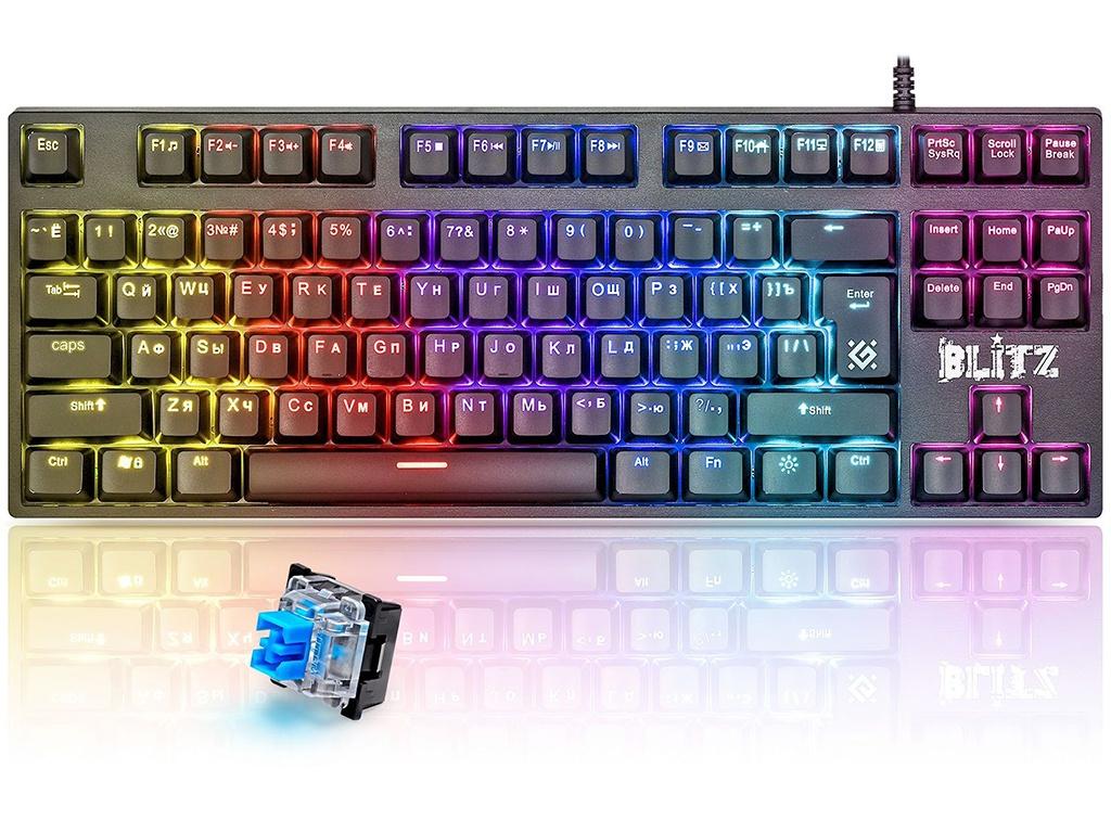 Клавиатура Defender Blitz GK-240L 45240