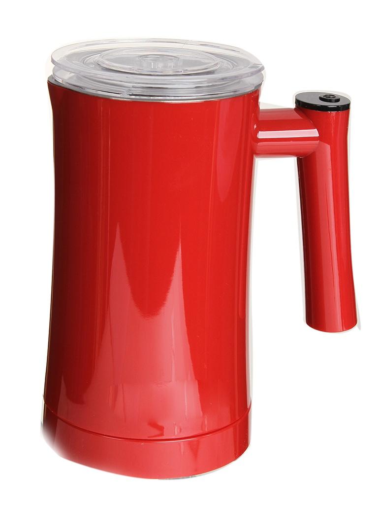 Вспениватель молока Oursson MF3500D/RD