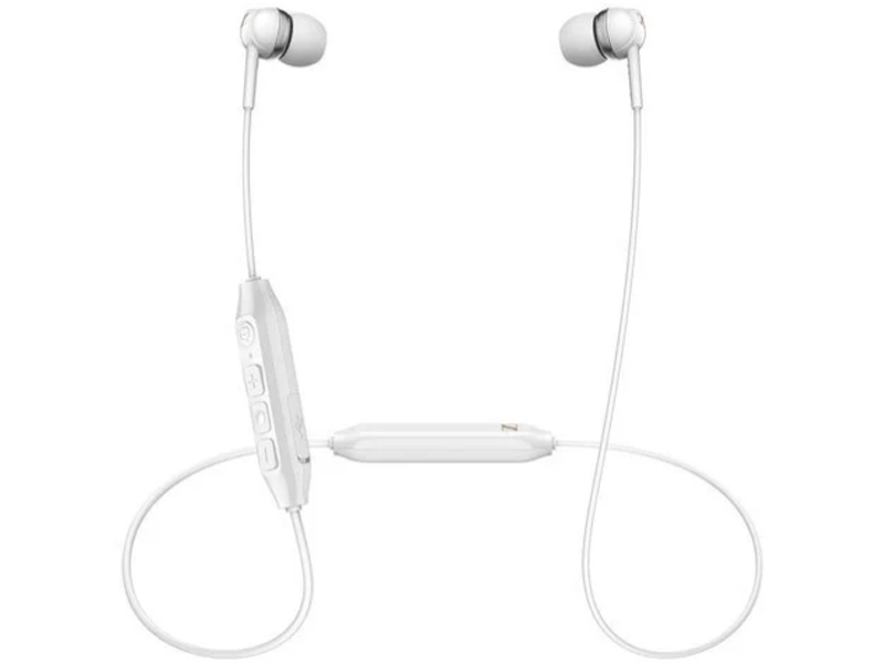 Наушники Sennheiser CX 350 BT White наушники sennheiser cx 350 bt white