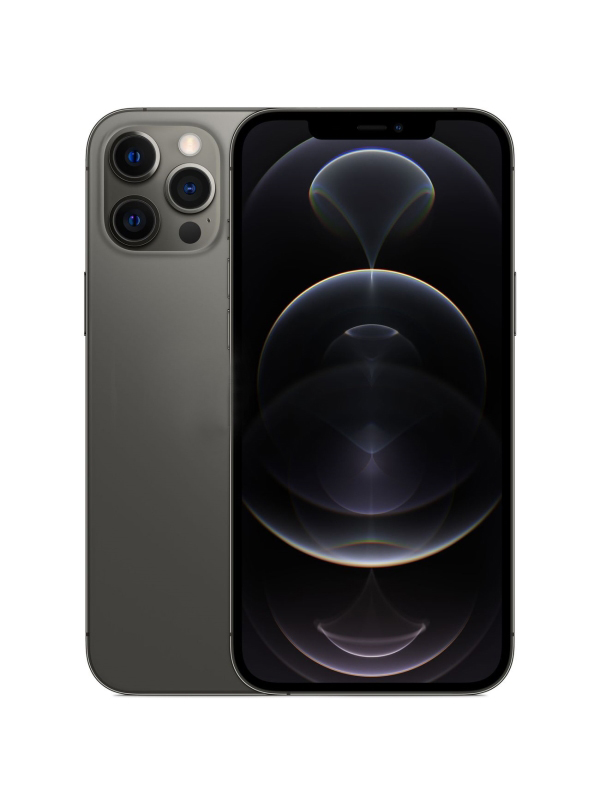 Фото - Сотовый телефон APPLE iPhone 12 Pro Max 128Gb Graphite MGD73RU/A сотовый телефон apple iphone 12 pro 256gb graphite mgmp3ru a