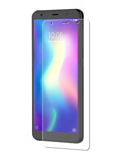 Защитная пленка LuxCase для ZTE Blade A5 2019 Front 0.13mm Transparent 51833