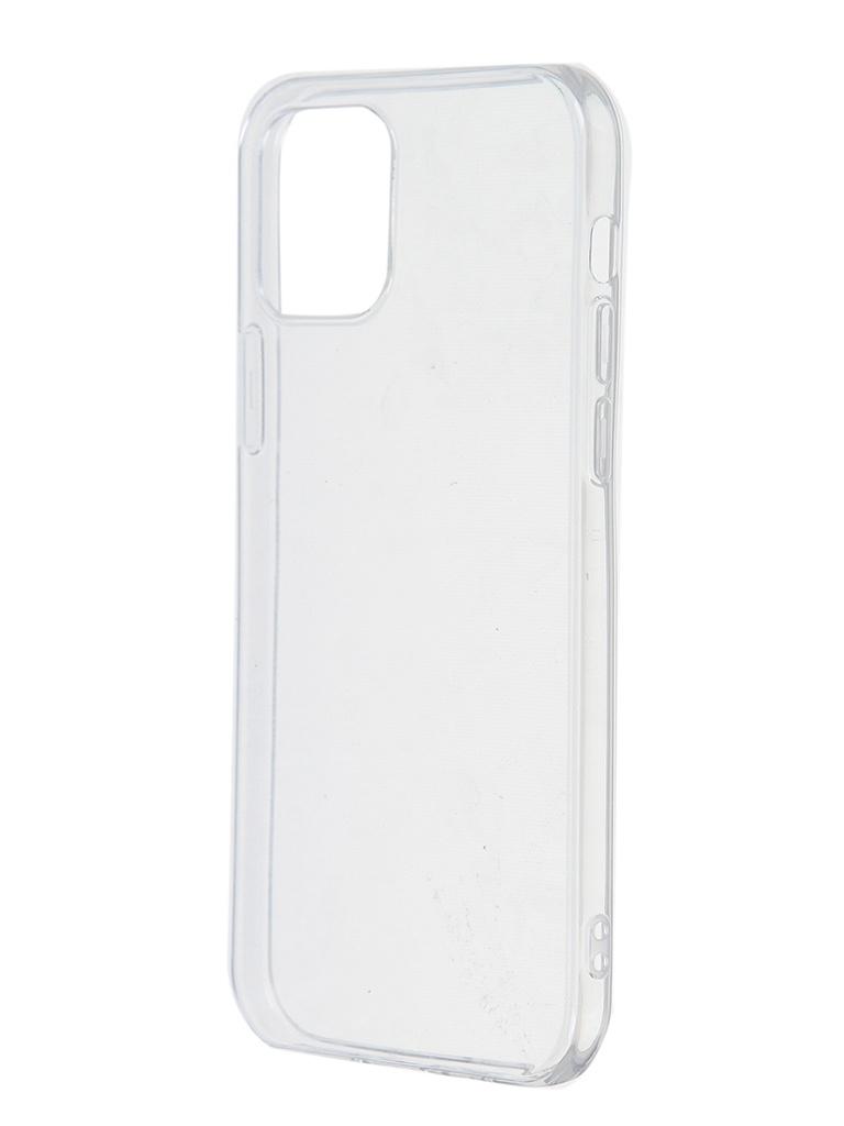 Чехол LuxCase для APPLE iPhone 12 / Pro TPU 1.1mm Transparent 60232