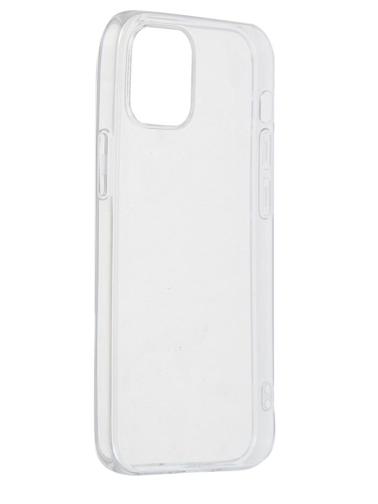 Чехол LuxCase для APPLE iPhone 12 Mini TPU 1.1mm Transparent 60231