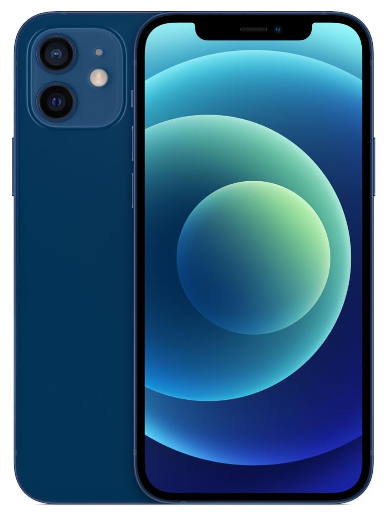 Сотовый телефон APPLE iPhone 12 128Gb Blue MGJE3RU/A