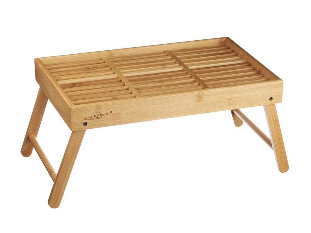 Поднос-столик Катунь №6 40x25x19.5cm КТ-СТ-06
