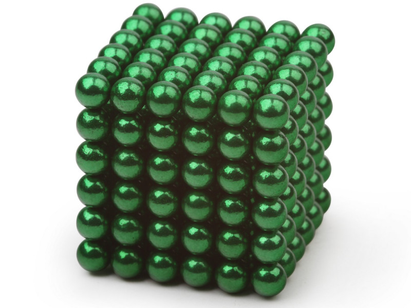 Магниты Forceberg Cube 5мм 216 элементов 9-4818043