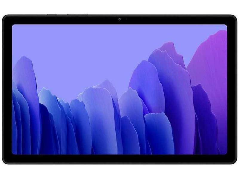 Планшет SamsungSM-T505N Galaxy Tab A7 - 64Gb LTE Dark Grey SM-T505NZAESER (1.8GHz Processor/3072Mb/64Gb/LTE/Wi-Fi/Cam/10.4/2000x1200/Android)