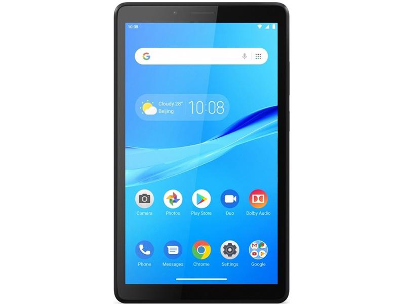 Планшет Lenovo Tab M7 TB-7305X ZA570177RU (MediaTek MT8765 1.3GHz/2048Mb/32Gb/GPS/LTE/Wi-Fi/Bluetooth/Cam/7.0/1024x600/Android)