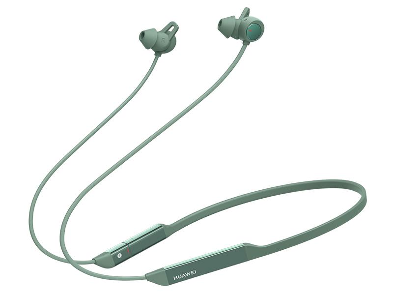 Наушники Huawei FreeLace Pro Green sage 55033379