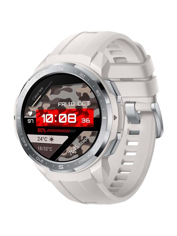 Умные часы Honor Watch GS Pro KAN-B19 White Beige 55026083 умные часы honor watch gs pro kan b19 black 55026084