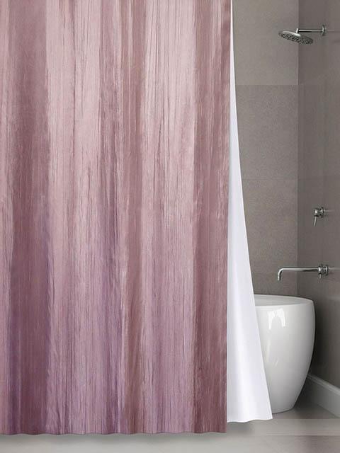 Шторка Bath Plus 180х200cm Pink NO WSV 023