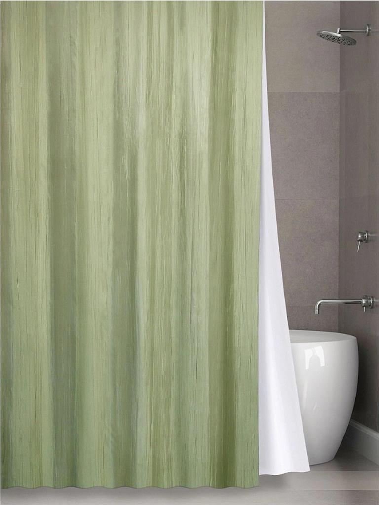 Шторка Bath Plus 180х200cm Green NO WSV 025