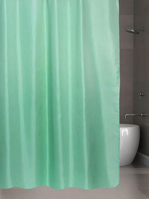 Шторка Bath Plus Hilton TL 180x200cm Green SKTL-03