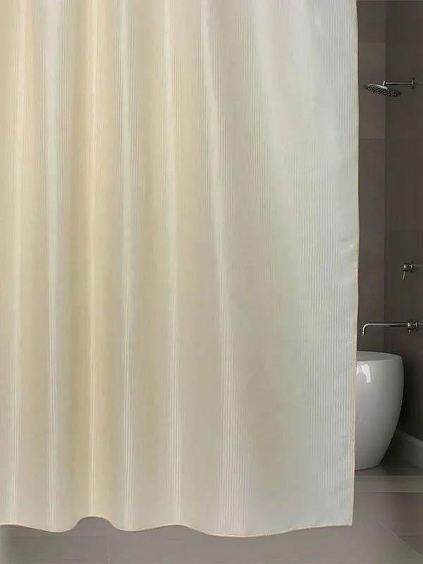 Шторка Bath Plus Hilton TL 180x200cm Beige SKTL-02