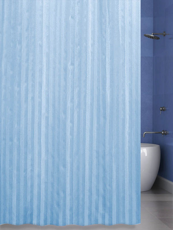 Шторка Bath Plus Big 200x240cm Light Blue ST-002