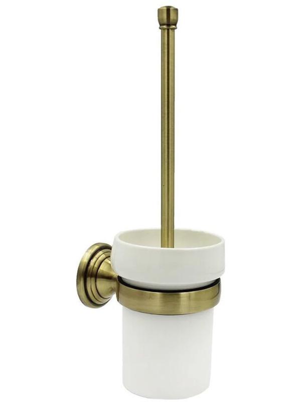 держатель для полотенец bath plus bronx gold bxg 65711 Ёршик для унитаза Bath Plus Bronx Gold BXG-65713