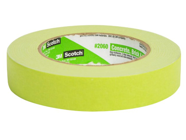 Клейкая лента 3M Малярная Scotch 2060-24 24mm x 55m
