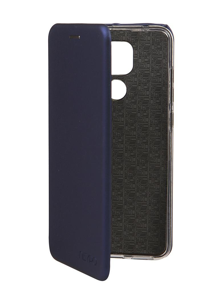 Чехол Neypo для Xiaomi Redmi Note 9 Premium Blue NSB17819