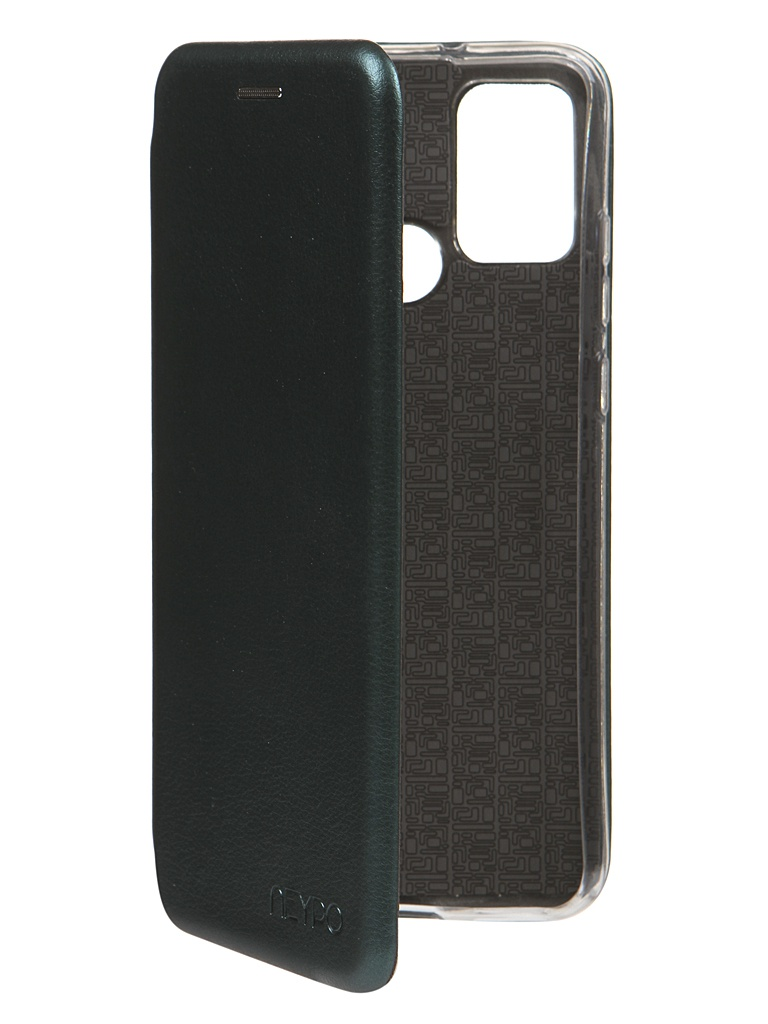 Чехол Neypo для Honor 9A 2020 Premium Dark Green NSB18319
