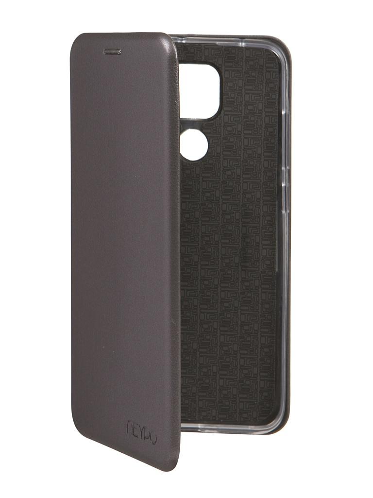 Чехол Neypo для Xiaomi Redmi Note 9 Premium Silver NSB17818