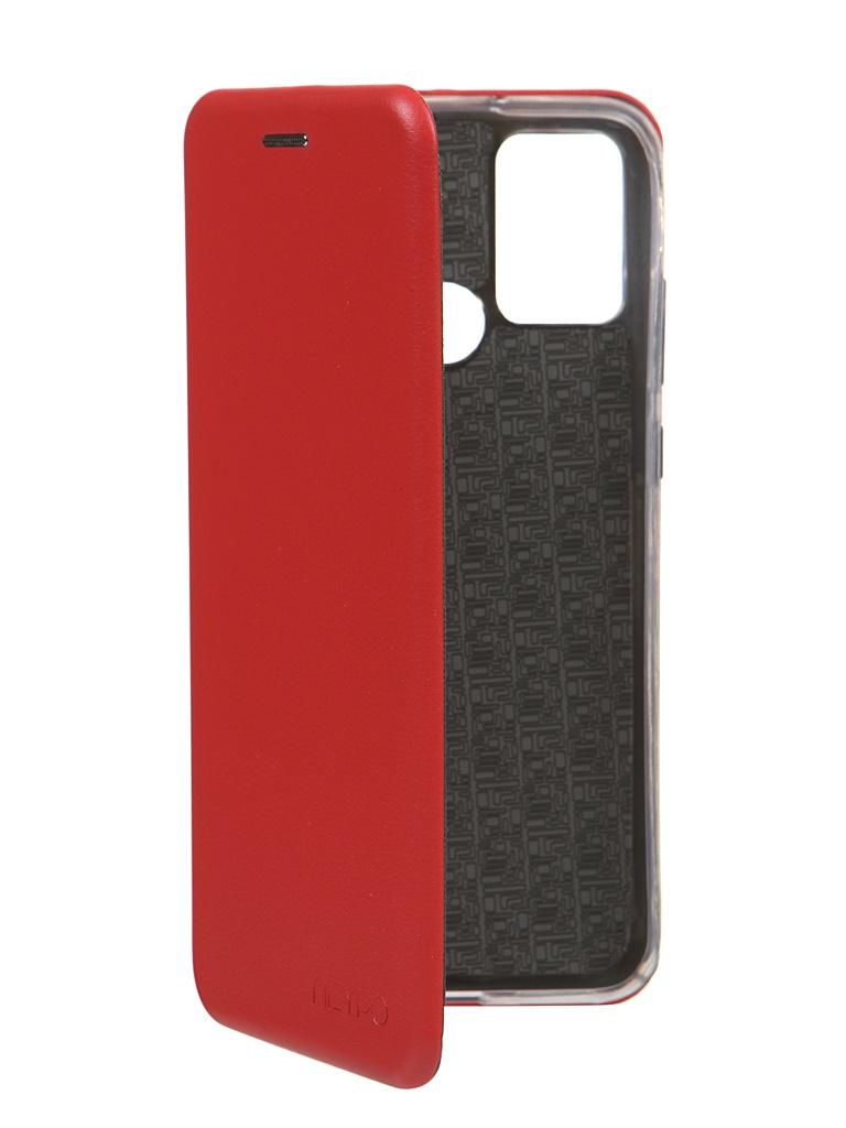 Чехол Neypo для Honor 9A 2020 Premium Red NSB17178