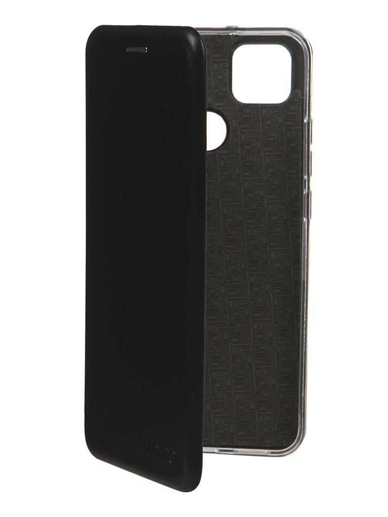 Чехол Neypo для Xiaomi Redmi 9C Premium Black NSB18076