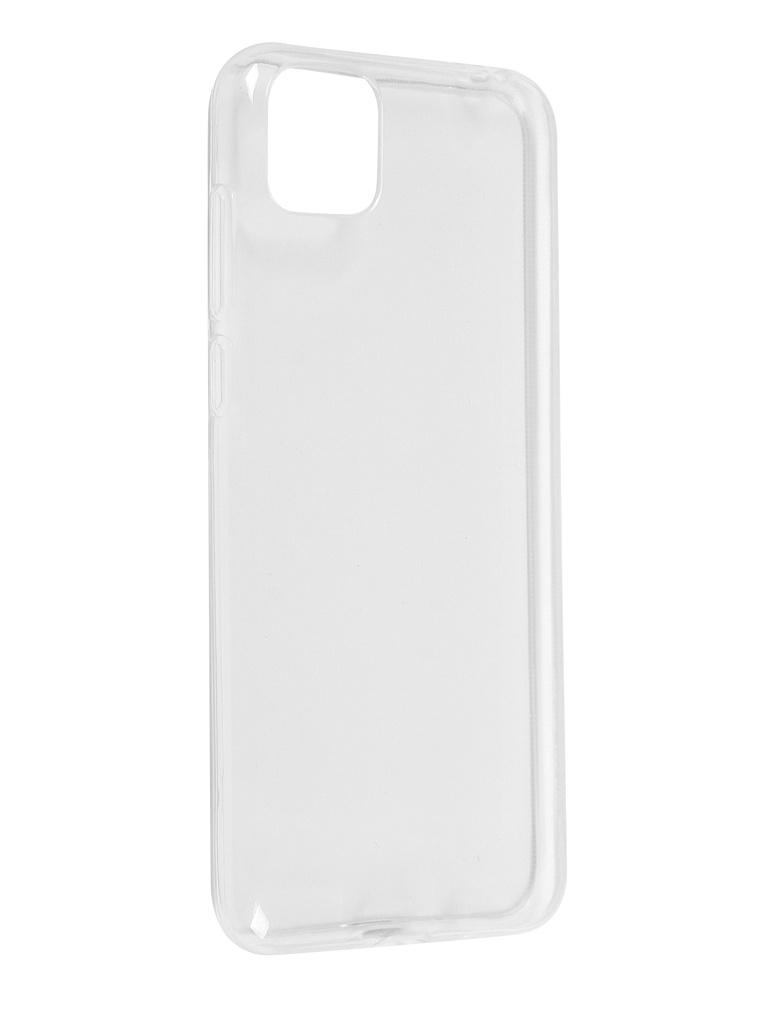 Чехол Neypo для Honor 9S 2020 Silicone Transparent NST17523