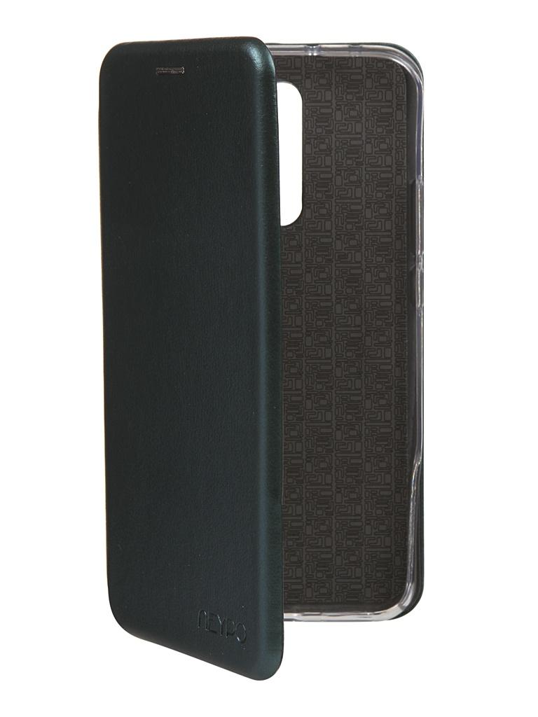 Чехол Neypo для Xiaomi Redmi 9 Premium Dark Green NSB17787